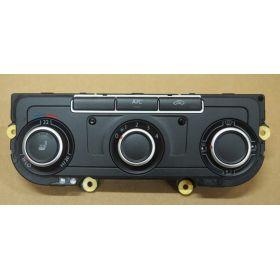 Climatronic / unité d'affichage et de commande VW Transporter T5 / Campmob ref 7E5907047BA