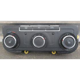 Climatronic / unité d'affichage et de commande VW Transporter T5 / Campmob ref 7E5907047AP 7E5907047BF