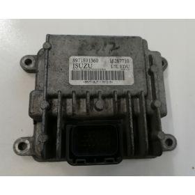 Motorsteuergerät / steuergeraet Opel / ISUZU 1.7 DTI ref 8971891360 16267710