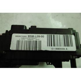 Fuse box module BSM PEUGEOT 407 204-2010 ref 9658070980 S118983009-A