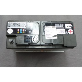 Batterie 110 A avec indicateur de charge ref 000915105DL