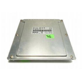 Calculateur moteur A6111537379 Bosch 0281010607 ***