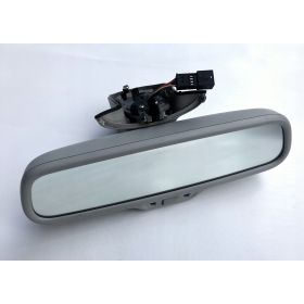Rear view mirror interior agate gray color Audi A4 A5 A6 A7 A8 Q5 S5 RS5 8K0857511E 1CT