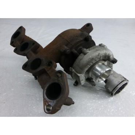 Turbo d'occasion 2L TDI 136 / 140 cv type ref 03G253019A /  03G253014H / 03G253010J
