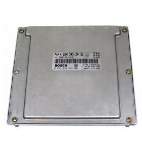 Calculateur moteur MERCEDES CR2.11 W203 2.2CDI ref A0245453432 Bosch 0281010348 ***