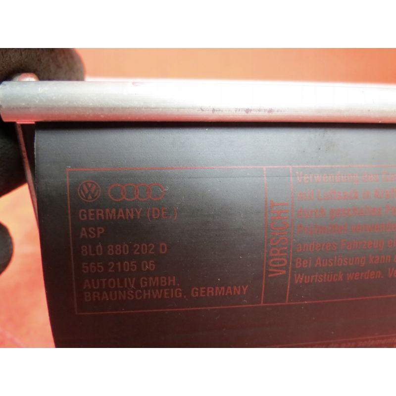 airbag for passenger unit of inflatable bag audi a3 8l audi tt ref 8l0880202a 8l0880202b