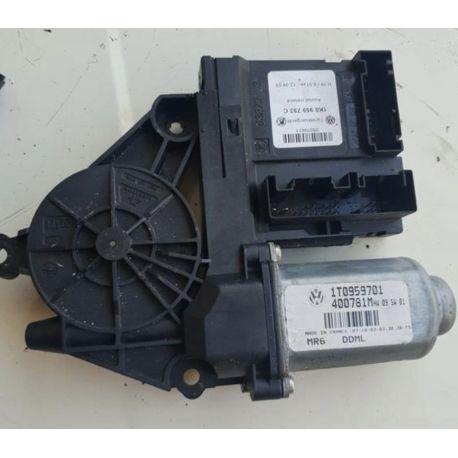 Motor of front window winder driver side for Seat / VW / Skoda  ref 1T0959701  / 1T0959701C / 1K0959793C