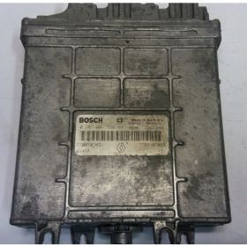 Calculateur moteur Renault Laguna 1.9 ref 7700107091 7700107088 Bosch 0281001739