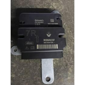 Naprawa sensor RESET CRASH Clio IV 4 Captur 2018r