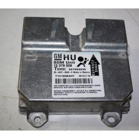 airbag control unit Opel Corsa ref 13379528 Temic 327963935