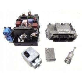 ECU Engine Complete Start Kit RENAULT LAGUNA II 2.0 DCI