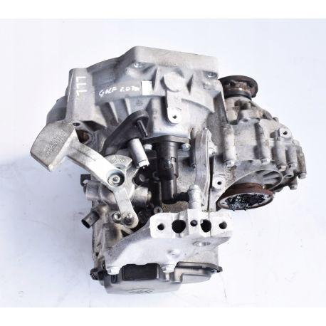 5-speed manual gearbox VW GOLF 6 2L TDI type LLL