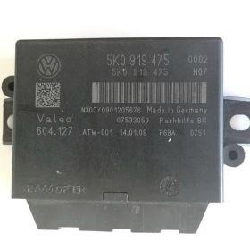 Calculateur d'aide au stationnement VW 5K0919475 5K0919475B 5K0919475C 5K0919475E
