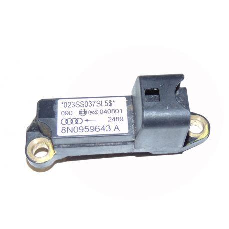 Airbag crash sensor Audi TT 8N ref 8N0959643A