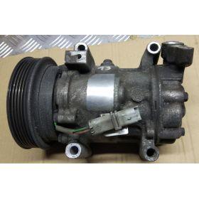 Compresseur climatisation RENAULT KANGOO II / CLIO III / NISSAN NOTE MICRA JUKE 1.5 DCI 1.5 DCI Sanden SD6V12 8200953359A ***