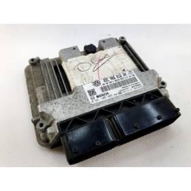 Engine control / unit ecu motor VW AUDI SEAT SKODA 1.4 TSI CAX ref 03C906016AH Bosch 0261S05805
