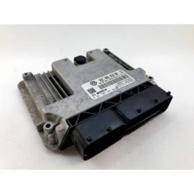 Engine control / unit ecu motor VW AUDI SEAT SKODA 1.4 TSI CAX ref 03C906016BM Bosch  0261S06488