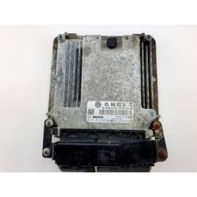 Engine control / unit ecu motor VW AUDI SEAT SKODA CBB 2.0 TDI 03L906022QJ Bosch 0281015878
