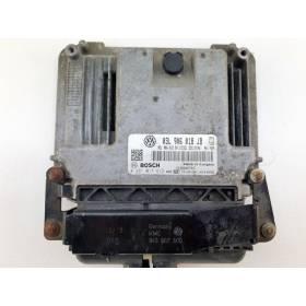 Engine control / AUDI SEAT SKODA 2.0 TDI CFH 03L906018JB Bosch 0281017413