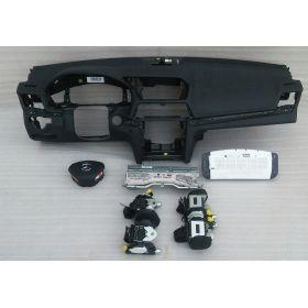 Planche de bord complète avec airbag sac gonflable ceinture pretentionneur MERCEDES CLASSE E W207