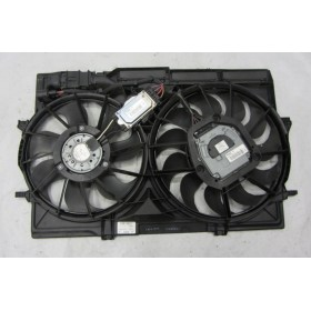 Radiator motor fan ref 8K0959455H 8K0959455E 8K0121003N