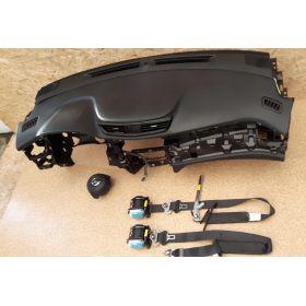 dashboard airbag NISSAN X-TRAIL T32