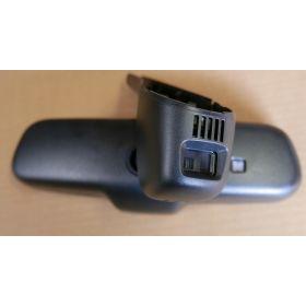 AUTO DIMMING INTERIOR MIRROR / AUTOMATIC ANTI-DAZZLE / REAR VIEW MIRROR WITH CAMERA AUDI A4 A6 A 4H0857511 4PK