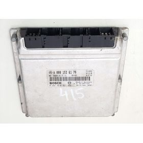 Calculateur moteur Mercedes Sprinter A0001536179  Bosch 0281010921 ***