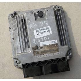 KOMPUTER SILNIKA / STEROWNIK Audi A4 B8 2.0 TDI 03L906022JP Bosch 0281015319