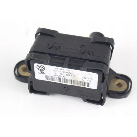 Capteur d'accélération Audi Seat VW Skoda 1K0907655C Ate 10.17010322.3