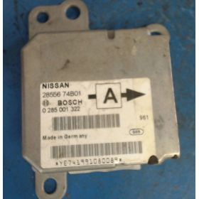 airbag dispositivo de control Unidad de control airbag RENAULT LAGUNA I 550449100 7700414216B