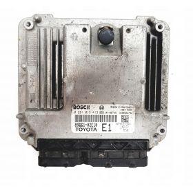Calculateur moteur Toyota Corolla Verso / Auris 89661-02E10 Bosch 0281013413