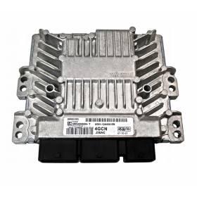 Engine control / unit ecu motor FORD S-MAX GALAXY 6G91-12A650-EN  5WS40402N-T 4GCN
