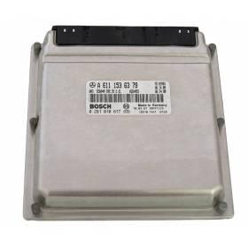 Calculateur moteur Mercedes ref A6461501079 / 0281011741