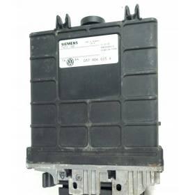 Engine control / unit ecu motor VW Golf 037906025A Siemens 5WP4160