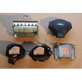 Ensemble kit airbag / Module de sac gonflable Mini R50 R52 R53 6966116 676036604 676036605