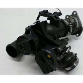 Boitier ajustage / Papillon Mini Cooper R56 1.6 D 9686487880