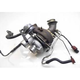 Turbo / Turbocompresseur a gaz d'echappement VW CRAFTER 076145701P 49177-07460
