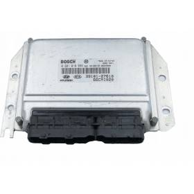 Calculateur moteur KIA HYUNDAI 39101-27610 Bosch 0281010695
