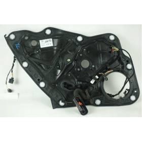 Berceau Mécanisme de lève-vitre arrière conducteur sans moteur VW Passat CC 3C8839755D 3C8839461K