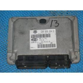 ECU Engine Complete Start Kit VW SEAT SKODA 1.4 036906034D IMMO OFF