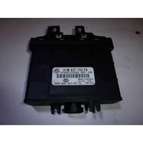 Calculateur électronique pour boite automatique 4 rapports ref 01M927733FA / Ref Hella 5DG0007921-07
