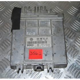 Calculateur moteur ref 028906021GT réf Bosch 0281001735