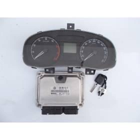 ECU Engine Complete Start Kit  Skoda Roomster 038906012CE