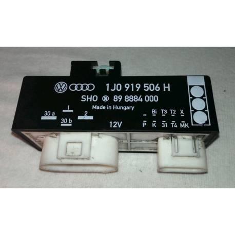 Relais calculateur pour ventilateur du radiateur ref 1J0919506H / 1J0919506E