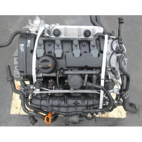 Engine 2L TFSI BHZ / BZC / CDL pour Audi TT / S3 ref 06F100040G / 06F100040GX / 06F100041D