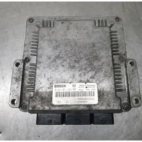 Ecu engine RENAULT MASTER II 2.5 DCI 8200236618 Bosch 0281011254
