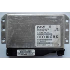 Calculateur électronique pour boite automatique 4 rapports pour Audi A6 ref 4A0927156AQ / Ref Bosch 0260002378
