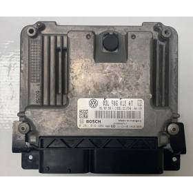 Calculateur moteur VW GOLF 2.0 TDI 03L906018AT 03L907309R Bosch 0281016404