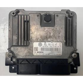 Motorsteuergerät / steuergeraet VW GOLF 2.0TDI 03L906018AT 03L907309R Bosch 0281016404